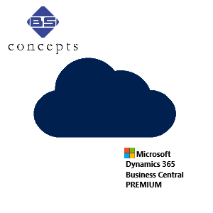 Microsoft Dynamics Business Central cloud premium