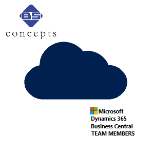 Micosoft Dynamics BusinessCentral Cloud Team Members