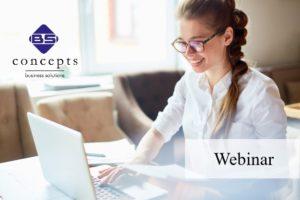 Webinar Microsoft Dynamics/ Business Central
